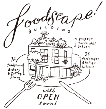 foodscape! OPEN